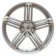 Диски W560 Pompei для Audi silver | RU-SHINA.ru