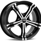 Диски OZ Racing Power |   ЦВЕТ: matt black diamond cut   | RU-SHINA.ru
