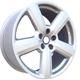 Диски Audi 211 silver | RU-SHINA.ru