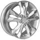 Диски Hyundai 669 silver | RU-SHINA.ru