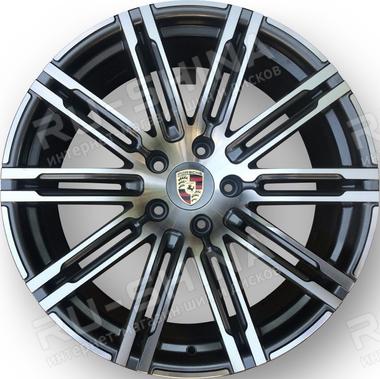 Porsche 000-029 9.5x20 5x130 ET50 71.6