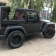 Диски Mickey Thompson Deegan 38 Pro 2 black на автомобиле Jeep Wrangler  | RU-SHINA.ru