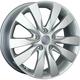 Диски Hyundai HND114 silver | RU-SHINA.ru