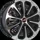 Диски Hyundai HND149 BKF | RU-SHINA.ru