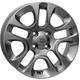 Диски Fiat R165 Bari silver | RU-SHINA.ru