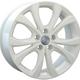 Диски Mazda MZ23 white | RU-SHINA.ru