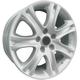 Диски Land Rover 8712 silver | RU-SHINA.ru