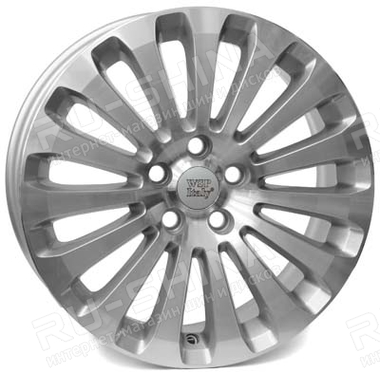 Ford W953 Isidoro 7x17 5x108 ET50 63.3
