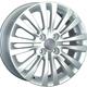 Диски Hyundai HND107 silver | RU-SHINA.ru