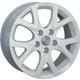 Диски Ford FD84 white | RU-SHINA.ru
