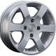 Диски Ford FD70 silver | RU-SHINA.ru