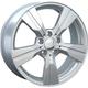 Диски Mercedes-Benz MB93 silver | RU-SHINA.ru