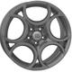 Диски Alfa Romeo W257 Romeo matt gun metal | RU-SHINA.ru