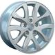 Диски Nissan NS181 silver | RU-SHINA.ru
