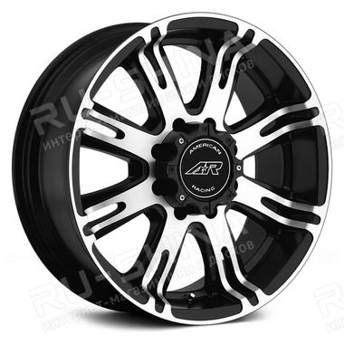 American Racing AR708 9.5x22 8x165.1 ET0 125