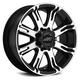 Диски American Racing AR708 black/machined | RU-SHINA.ru