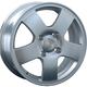 Диски Chevrolet GM31 silver | RU-SHINA.ru