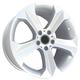 Диски BMW 579 silver | RU-SHINA.ru