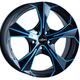 Диски Oxigin 17 Strike light blue polish | RU-SHINA.ru