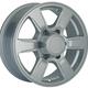 Диски Ford FD67 silver | RU-SHINA.ru