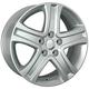 Диски Honda H48 silver | RU-SHINA.ru