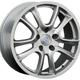 Диски Porsche PR6 silver | RU-SHINA.ru