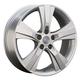 Диски Nissan NS186 silver | RU-SHINA.ru