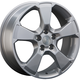Диски Chevrolet GM27 silver | RU-SHINA.ru