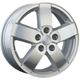 Диски Ford FD3 silver   RU-SHINA.ru