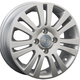 Диски Chevrolet GM13 silver | RU-SHINA.ru