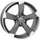 Диски Audi W567 Giasone MGMFP | RU-SHINA.ru