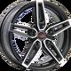 Диски Suzuki SZ502 Concept BKF | RU-SHINA.ru