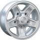 Диски Land Rover LR27 silver | RU-SHINA.ru