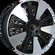 Диски KIA Ki515 Concept MBF | RU-SHINA.ru