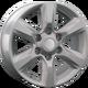 Диски Lexus LX84 silver | RU-SHINA.ru