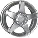 Диски Honda 755 silver | RU-SHINA.ru