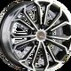 Диски Toyota TY503 Concept BKF | RU-SHINA.ru
