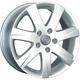 Диски Citroen Ci38 silver | RU-SHINA.ru