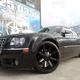 Диски KMC KM651 black на Chrysler 300C | RU-SHINA.ru