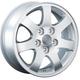 Диски Suzuki SZ14 silver | RU-SHINA.ru