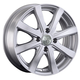 Диски Ford FD127 silver | RU-SHINA.ru