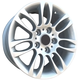 Диски BMW 710 silver   RU-SHINA.ru