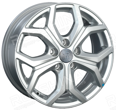 Ford FD46 7x17 5x108 ET55 63.3