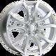 Диски Mazda MZ501 Concept silver | RU-SHINA.ru