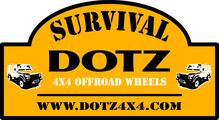 DOTZ 4X4 Stahlrader
