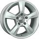 Диски Mercedes-Benz MB136 silver | RU-SHINA.ru