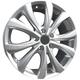 Диски Mazda 0580/388 silver   RU-SHINA.ru