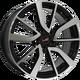 Диски Hyundai HND161 BKF | RU-SHINA.ru