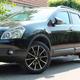 Диски Borbet BL5 BFP на автомобиле Nissan Qashqai | RU-SHINA.ru