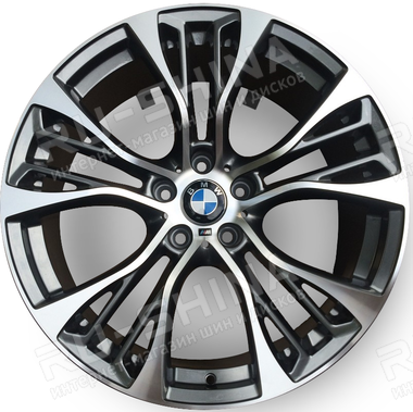 BMW 000-599 M Style 10x20 5x120 ET41 72.6